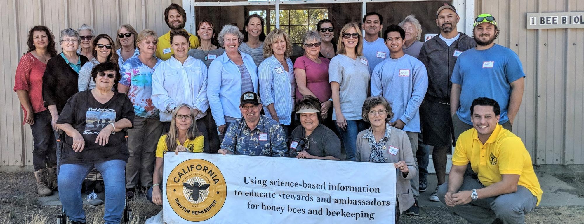 California Master Beekeeper Program (CAMBP) on